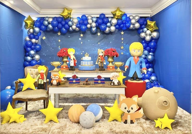 decoração pequeno principe