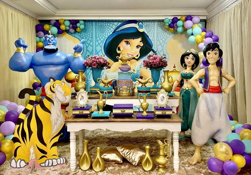 decoração Jasmine curitiba